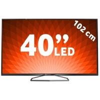 "Philips 40PUK6809 40"" 102 Ekran [4K] Ultra HD 400 Hz 3D Smart Led TV"