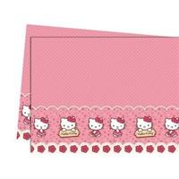 Parti Şöleni Hello Kitty Masa Örtüsü 1 Adet