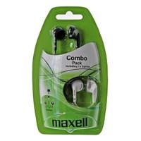 Maxell EAR BUD COMBO Kulakiçi Kulaklık (İkili)
