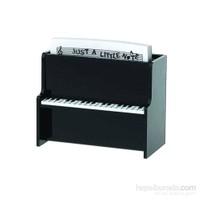 Konsol Piyano Şeklinde Masaüstü Kağıtlık