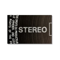 Tictac Stereo Kanvas Tablo - 40X60 Cm