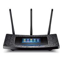 TP-Link Touch Dokunmatik Ekran P5 1900Mbps Gigabit Router, Access Point, Menzil Genişletici IPv6, USB 3.0, Media/FTP/Print Server