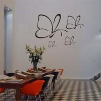 Birka Grafiti - Kelebekler