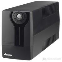 Dexter 650VA Line-Interactive Ups (TSK2911)