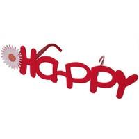 Pandoli Kırmızı Happy Gözlük