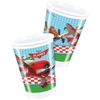 Pandoli Disney Planes Bardak 8 Li Plastik