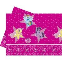 Pandoli My Little Pony Masa Örtüsü Plastik 120X180 Cm