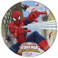 Pandoli Ultimate Spiderman Tabak 23 Cm 8 Adet