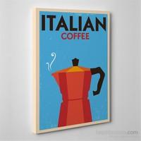 Tabloshop Italian Coffee 2 Kanvas Tablo