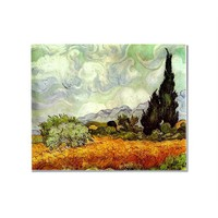 Tictac Van Gogh Doğa Kanvas Tablo - 40X60 Cm