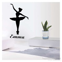 Artikel Emma Kadife Duvar Sticker