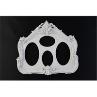 Hobi Polyester 4 Lü Ayna-Resim Çerçeve Duvar Süsü