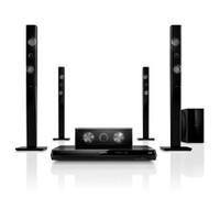 Philips HTB7590D 1000W WIFI 3D 5.1 İphone/İpod Docking Blu-Ray Ev Sinema Sistemi