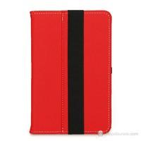 """M&W MX-7"""" Bello Kırmızı 7"""" SmartStrip Tablet Kılıfı"""