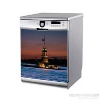 Artikel Kız Kulesi Bulaşık Makinası Stickerı Bs-164