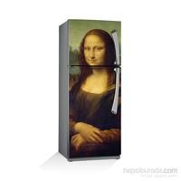 Artikel Mona Lisa Buzdolabı Stickerı Bs-030