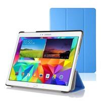 Microsonic Samsung Galaxy Tabs T800 Smart Case Ve Arka Kılıf Mavi