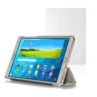Microsonic Samsung Galaxy Tabs T700 Smart Case Ve Arka Kılıf Beyaz