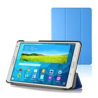 Microsonic Samsung Galaxy Tabs T700 Smart Case Ve Arka Kılıf Mavi