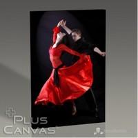 Pluscanvas - Tango Scene Tablo