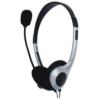 Laccess LH216 Gümüş/Siyah Mikrofonlu Kulaklık