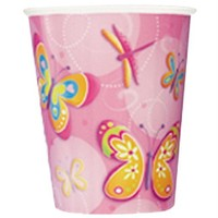 Pandoli Butterflies Dragonflies Bardak 8 Ad