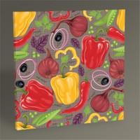 Tablo 360 Sebzeler Vı Tablo 30X30