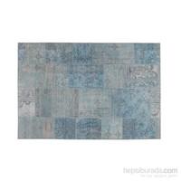 Esse Halı Cool Mavi 75x300 cm
