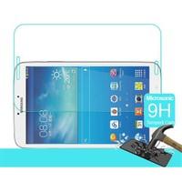 Microsonic Samsung Galaxy Tab3 8.0'' T310 Temperli Cam Ekran Koruyucu Kırılmaz Film
