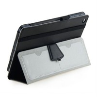 İpearl Leather Cover With Stand İpad Mini Deri Kılıf - Siyah
