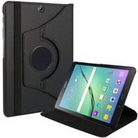 Lopard Samsung Galaxy Tab S2 T810 Kılıf 360° Dönebilen Standlı Kapaklı Kılıf