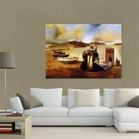 Atlantis Tablo Dali The Weaning of Furniture 100X70 Cm