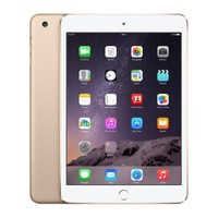 "Apple İpad Mini 4 128 Gb 7.9"" Wi-Fi+4G Altın Rengi Tablet Mk782tu/A"