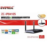 Everest Zc-Ip04105 Bridge Uyumlu Wireless-N 300Mbps Router