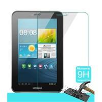 Microsonic Samsung Galaxy Tab2 7.0'' P3100 Temperli Cam Ekran Koruyucu Kırılmaz Film