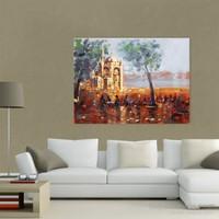Atlantis Tablo Ortaköy 65X50 Cm