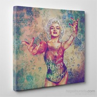 Tabloshop Marilyn Monroe Kanvas Tablo