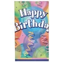 Pandoli Brilliant Birthday Lunch Masa Örtüsü 137X213 Cm