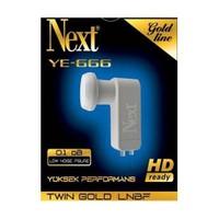 Next Gold Hd Ready Çift Çıkışlı Lnb YE-666
