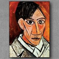 Tablom Picasso Portre Kanvas Tablo