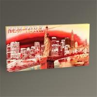 Tablo 360 New York Tablo 60X30