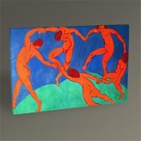 Tablo 360 Henri Matisse Dance Tablo 45X30