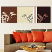 Tabloshop - Brown Dreams Iıı Canvas Tablo - 90X30cm