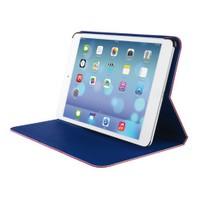 Trust 19840 iPad Air Aeroo İnce Folio Stand Pembe/Mavi Tablet Kılıfı