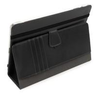 Muvit Business Siyah iPad 2/New iPad Kılıf ve Standı