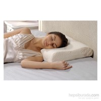 Alla Turca Bambu Visco Ortopedik Midi Yastık 32*47*8 cm