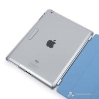 Speck SmartShell iPad 2 Kılıfı Şeffaf (9961)