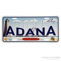 Goadana Magnet Mini Plaka Adana 4