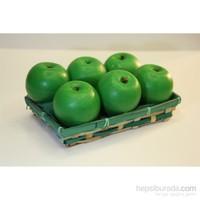Edmis Doğal Meyve Kokulu Meyve Sabunu Yeşil Elma Sepeti.