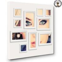 Artred Gallery Çerçeveli Kız Tablo 60X60